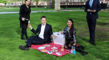 Luxury Butler-Serviced Picnic